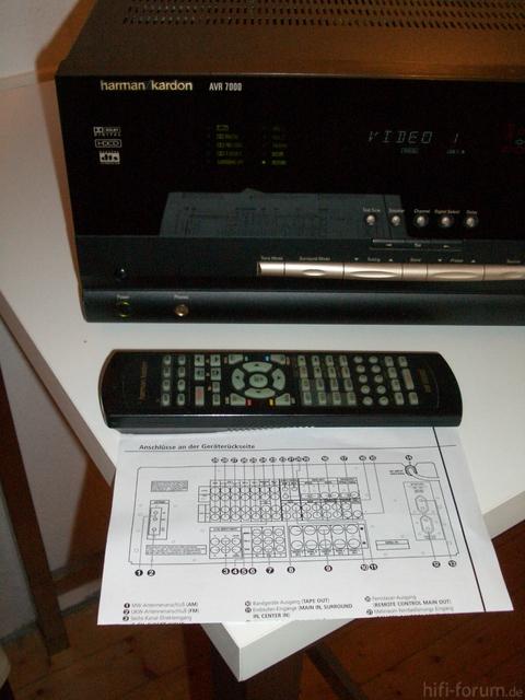 HK AVR7000 New 13