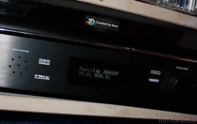 Audiolab 8000AP Firmware 4.02 HD0.51