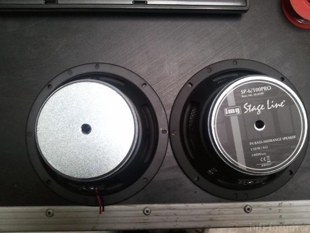 Vergleich SP6 Mit P.Audio Version