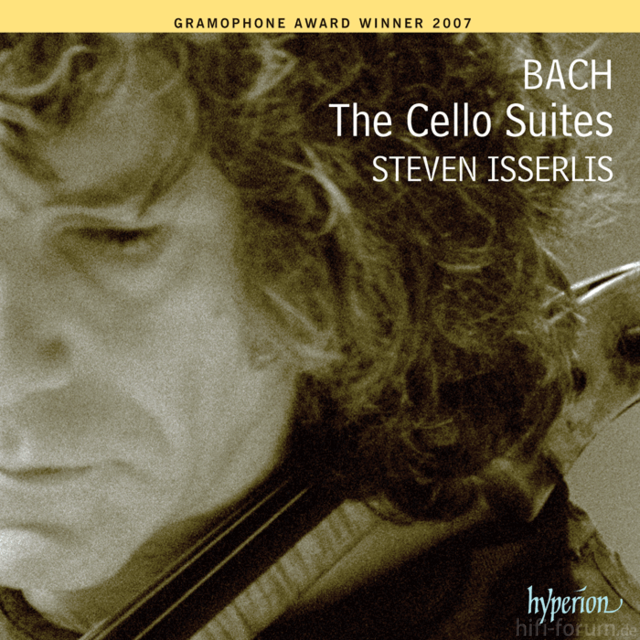 Steven Isserlis, Bach Cello Suiten