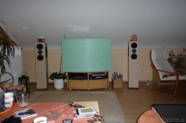 Fernseher Flat Geplant