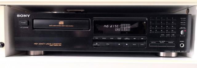Sony CDP-411