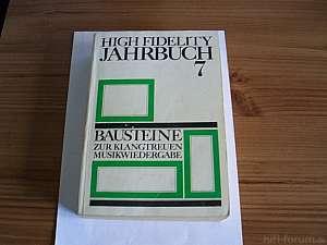 HIFI Jahrbuch 7