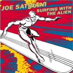 Satriani, Joe   Surfing With The Alien
