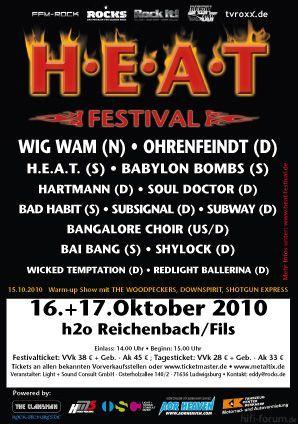 HeatFlyer H2o