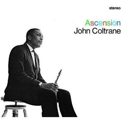 AlbumcoverJohnColtrane Ascension