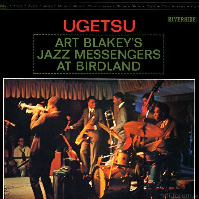 Art Blakey The Jazz Messengers Ugetsu