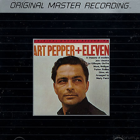 Art Pepper Modern Jazz Class 359040