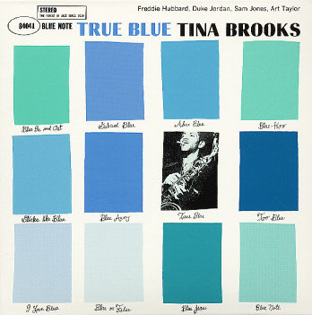 Brooks Tina True Blue