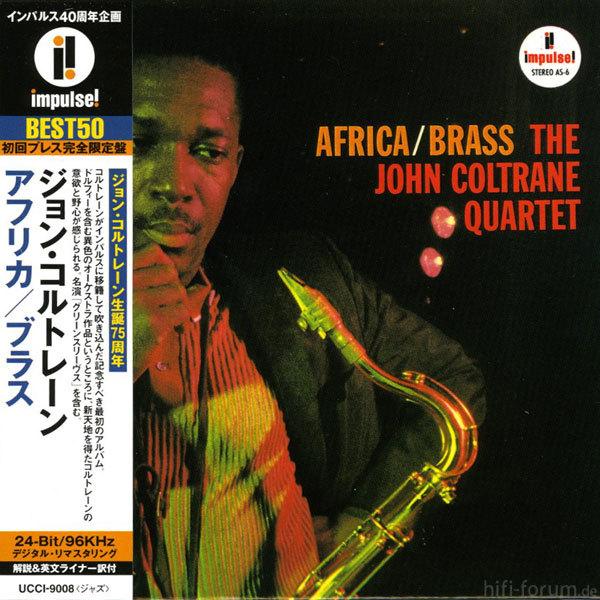 Coltrane Africa Brass