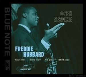 Freddie Hubbard   Open Sesame   Blue Note Xrcd