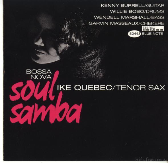 Ike Quebec Bossa Nova Soul Samba 20111013131452