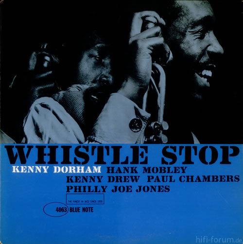 Kenny Dorham Whistle Stop   We 370594