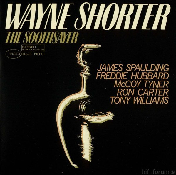 Wayne Shorter   The Soothsayer