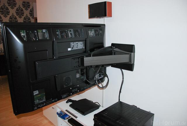 Fernseher In 90° Stellung