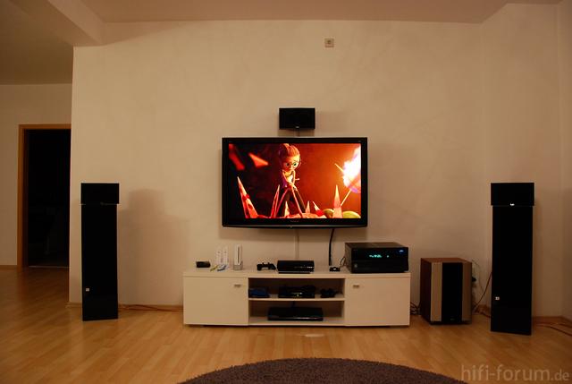 Fernseher Von Vorne