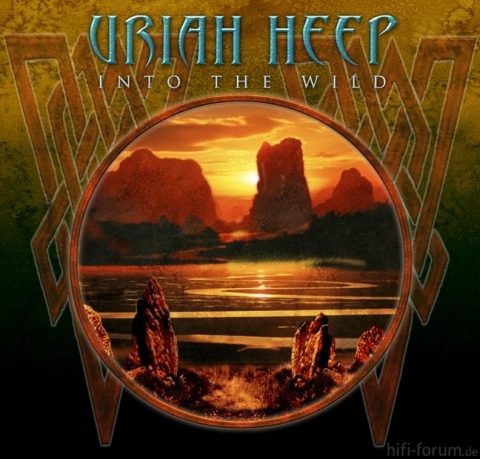 Uriha Heep Into The Wild