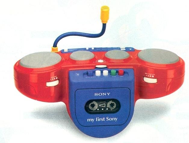 My First Sony TCM 4050