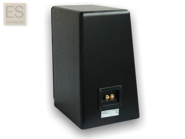Sony 2-Wege Box SS-B40ES (linker Lautsprecher, Rückseite)