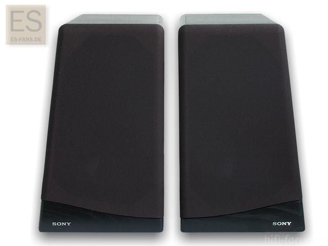 Sony 2-Wege Box SS-B40ES (mit Bespannung)