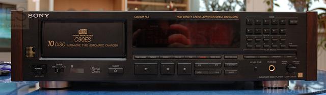 Sony CDP-C90ES
