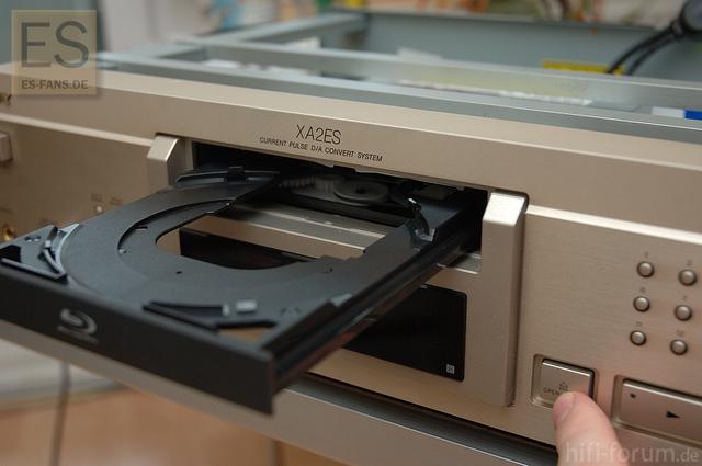 Sony HTPC Aus CDP-XA2ES