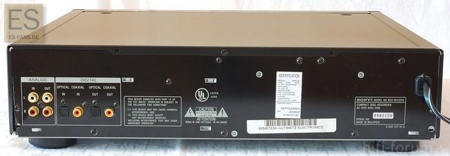 Sony RCD-W222ES