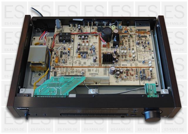 Sony ST-S770ES Mit Plakette (schwarz, UK Modell)