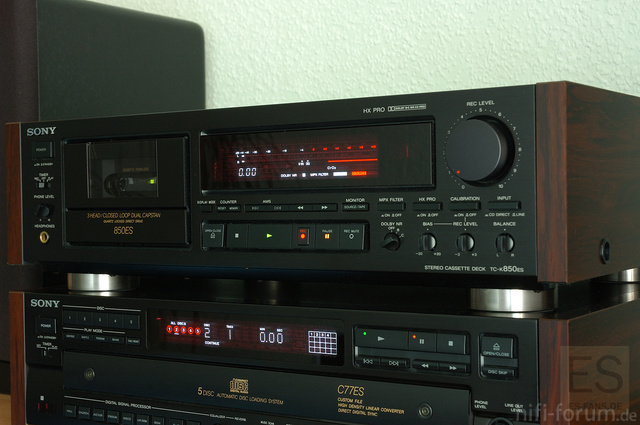 Sony TC-K850ES