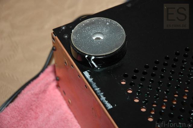 Verpackungskünstler Sony CDP-X55ES