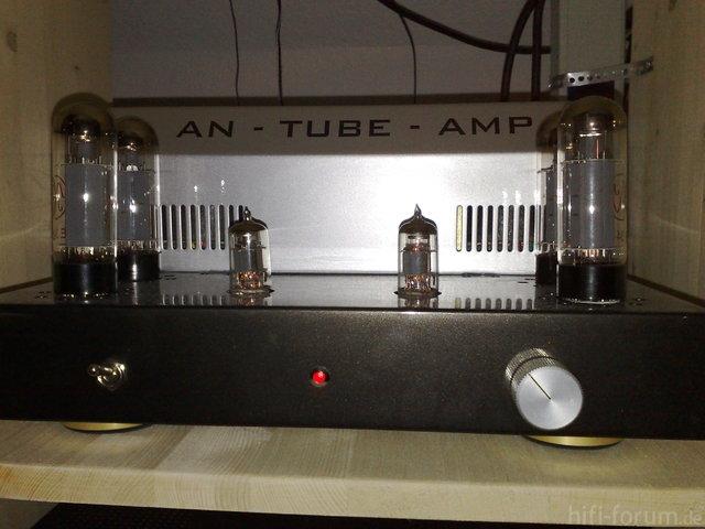 Dynavox-getunt Auf AN-Tube-Amp