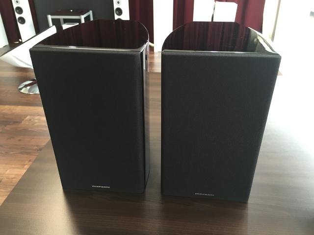 Verkaufe Marantz Regal Lautsprecher Ls502 E1b Lautsprecher Hifi Forum