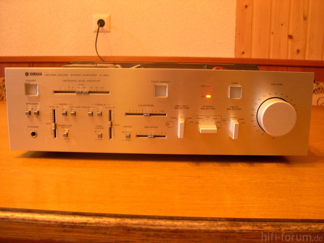 Yamaha A 960