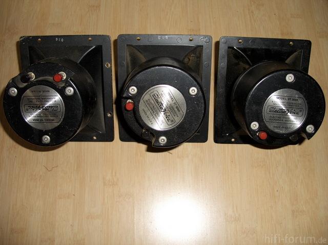 Noch Ein Electro Voice ST 350 A