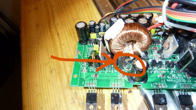 Amp defekt 011