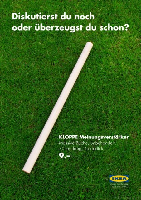 Ikea Kloppe