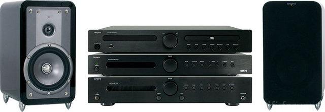 Tangent Eltax AMP 100 DVD 200 TNR 100 Clarity 4 P 700