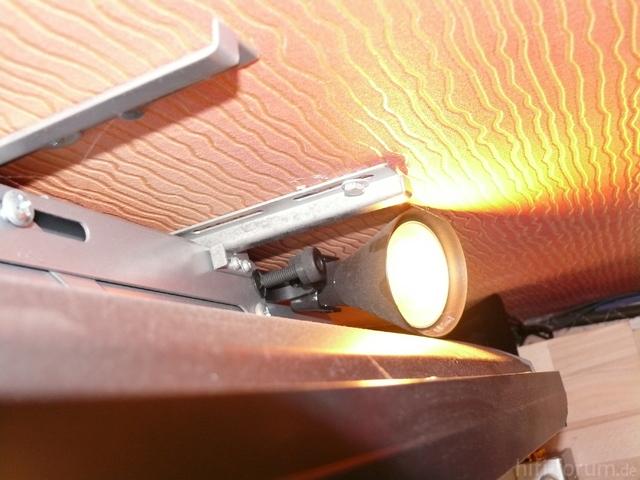 TV Und LS Beleuchtung
