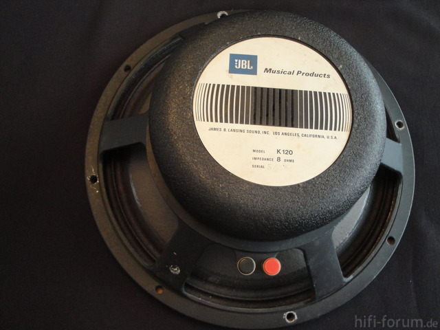 JBL K 120 Lsp