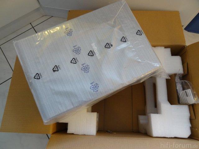 Infocus Sp8602 Auspacken