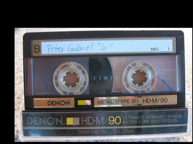 Denonkassette