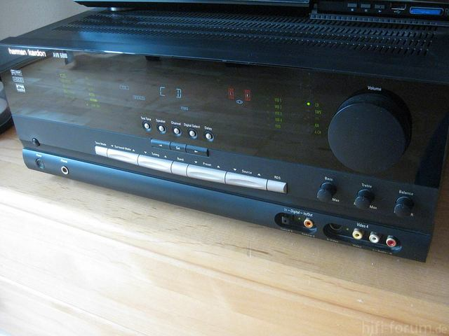 Harman AVR 5000