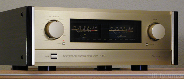 Accuphase E 405 Site 95KB