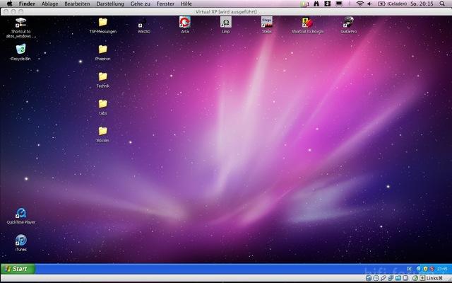 Desktop XP