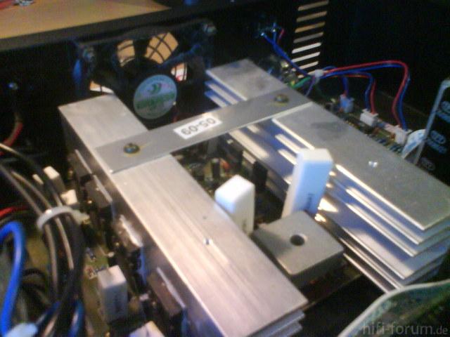 Fame AMP 1000 Transen
