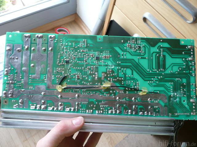 Peavey PV 900 PCB