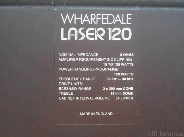 Wharfedale Laser120 011