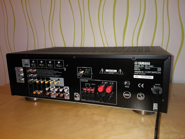 Yamaha RX-V367