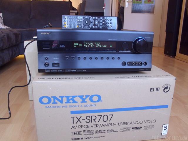 TX-SR707