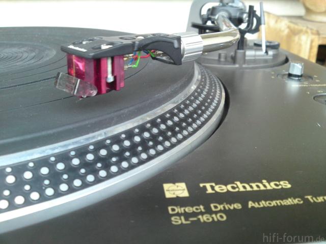 Technics SL-1610